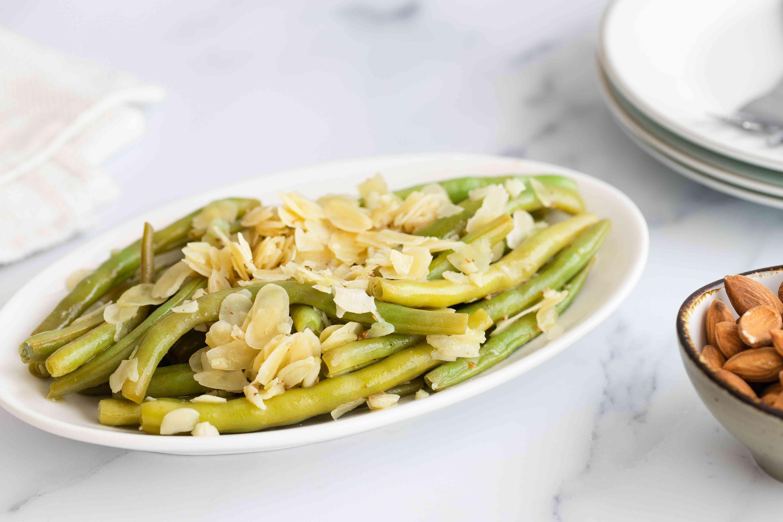 Green bean amandine recipe