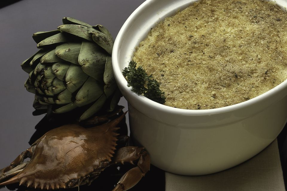 Crab Casserole or Dip
