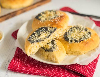 Czech sweet roll kolace recipe