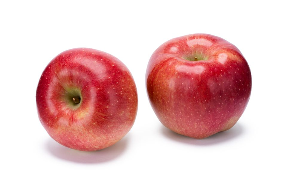 Two Rave apples