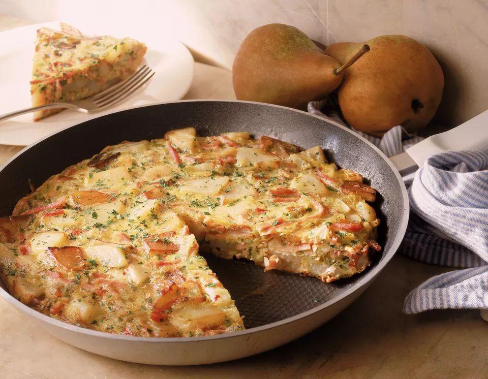 Potato and onion frittata (tortilla española)