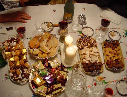 Spanish Christmas Desserts: Turrón, Peladillas, Mazapán, Mantecados, and Polvorones