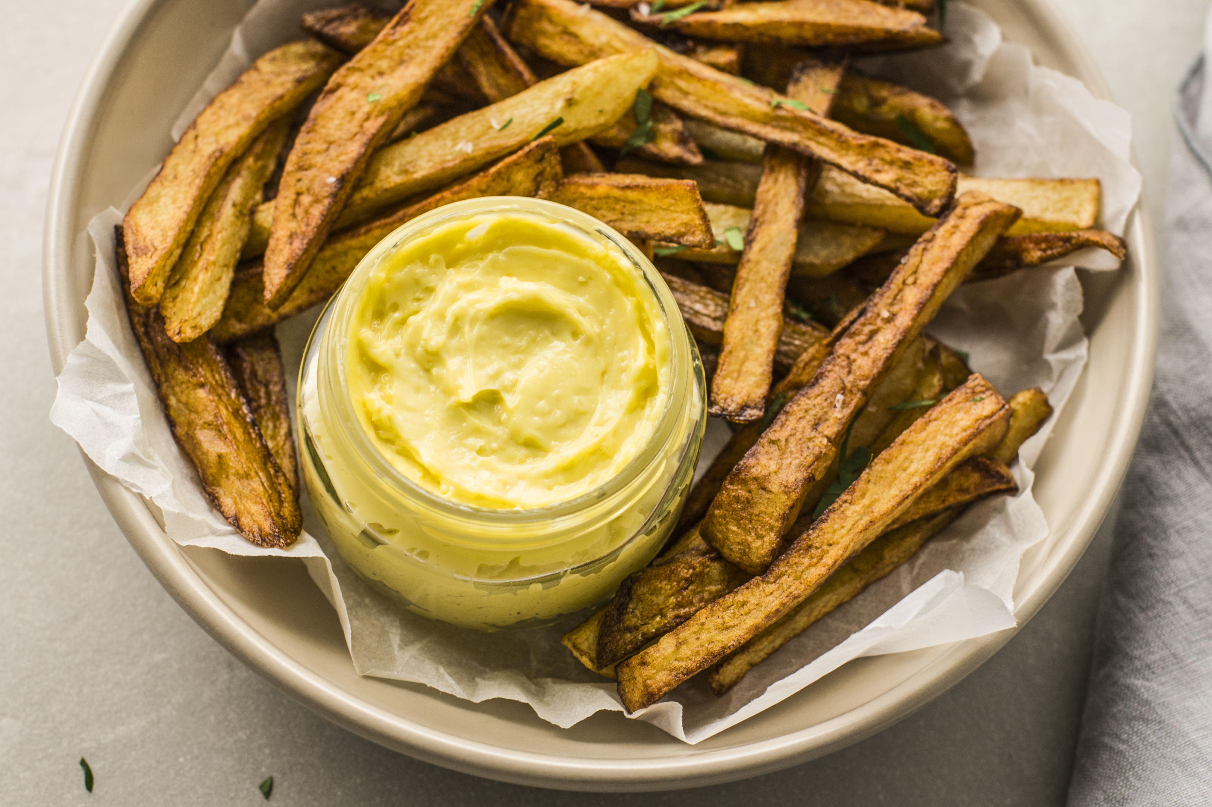 Spanish garlic mayo