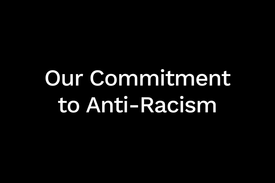 the spruce eats anti-racism pledge header