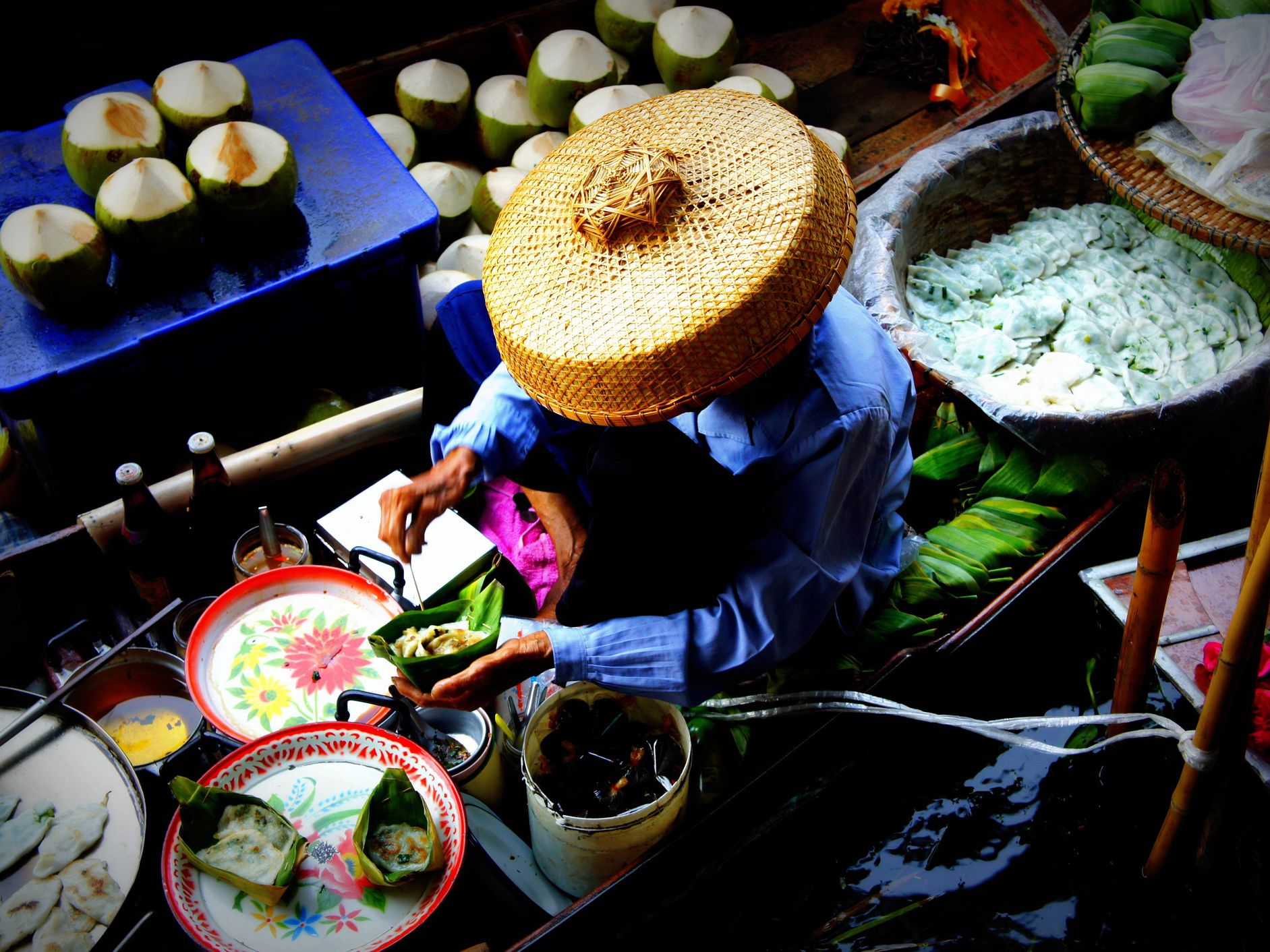 A Culinary Tour of Thailand