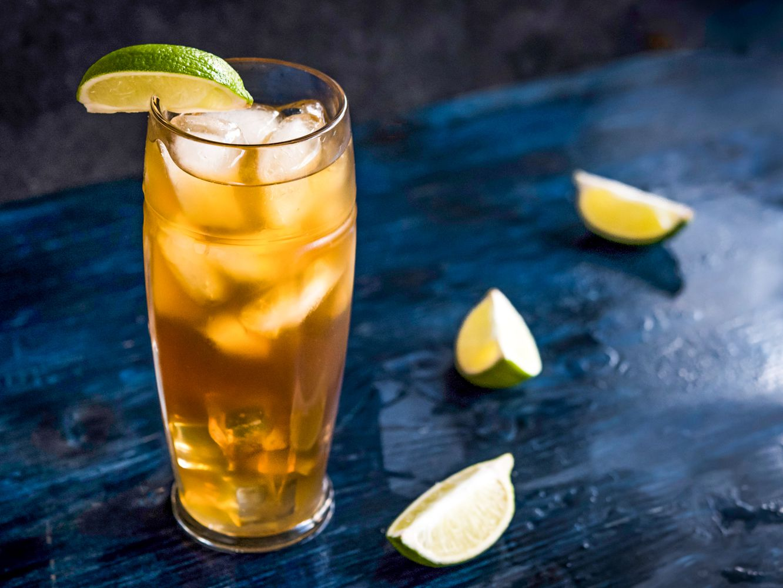 Dark N Stormy Cocktail Recipe