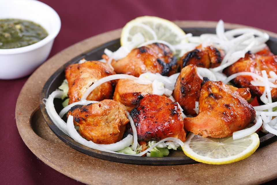 Indian tandoori chicken recipe tandoori chicken forumfinder Image collections