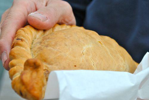 Cornish Food - Food from Cornwall - Cornish Pasty Recipe