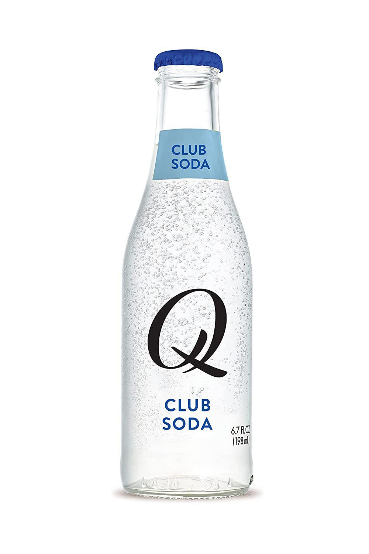 Q Spectacular Club Soda
