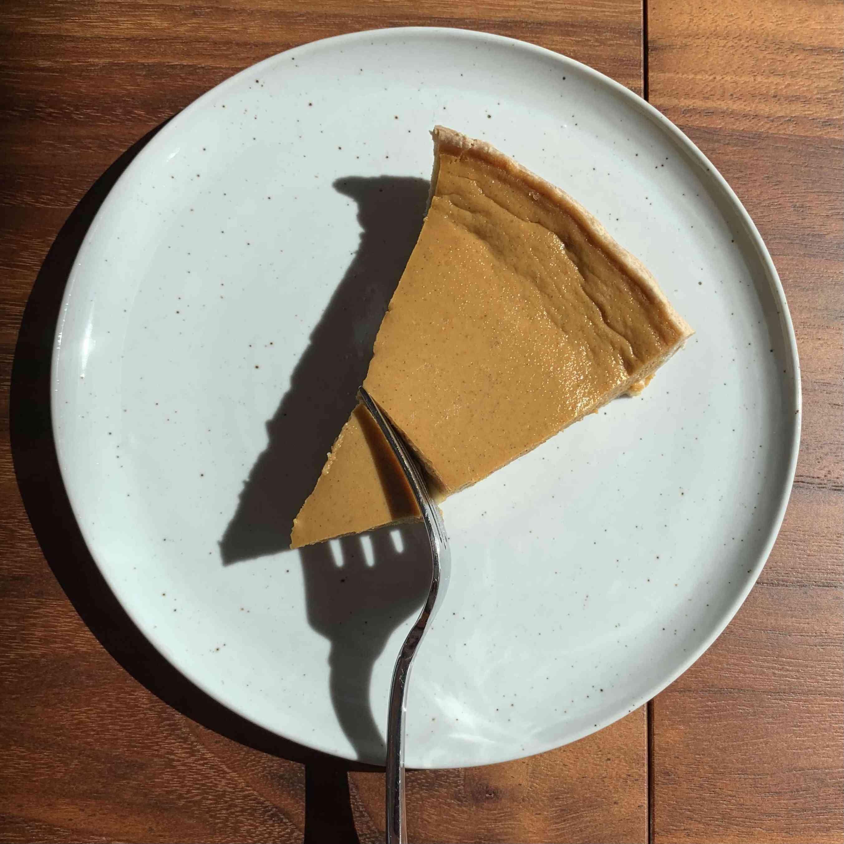 Classic Pumpkin Pie Tester Image