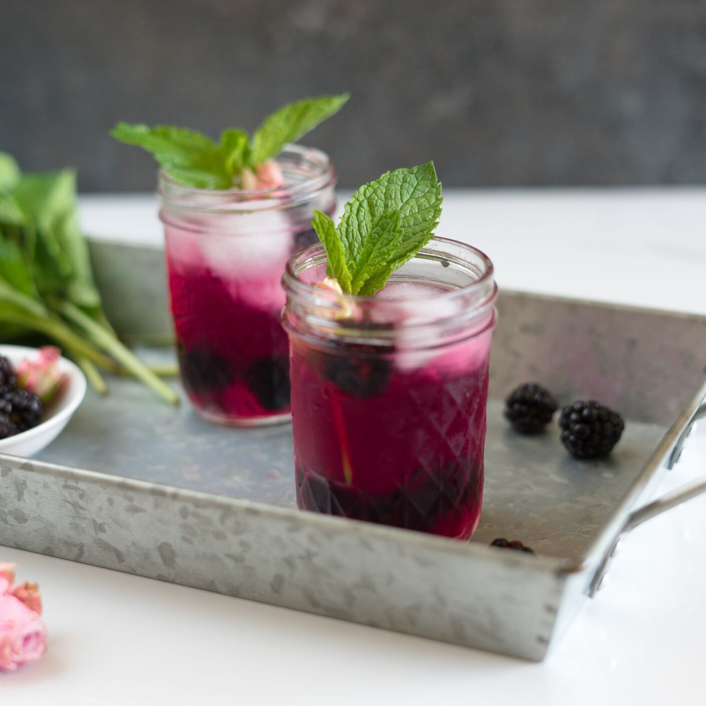 Purple Lemonade Recipe