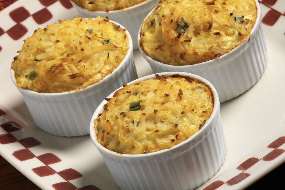 Hash Brown Casseroles