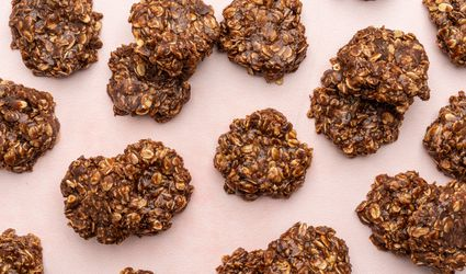 No-Bake Cookies (Without Milk)