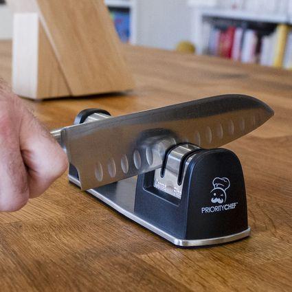 PriorityChef Diamond Coated Knife Sharpener