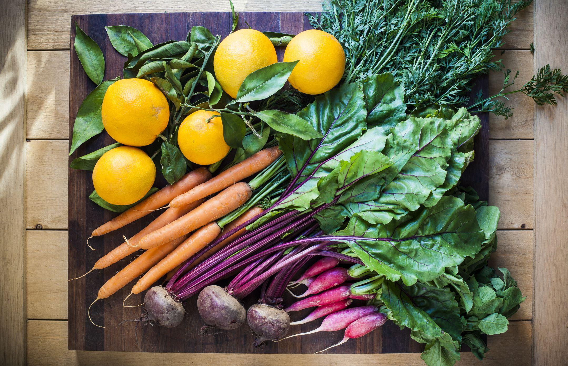 Florida Seasonal Fruits and Vegetables Guide
