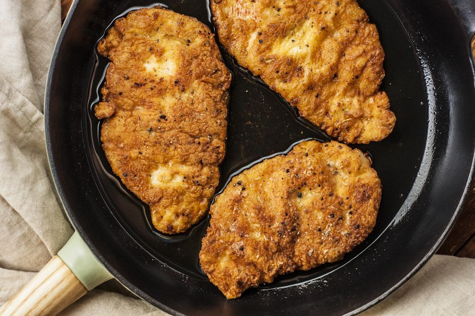 Simple Fried Chicken