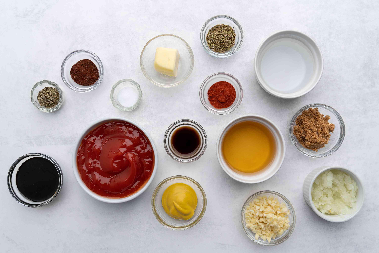Memphis Barbecue Sauce ingredients