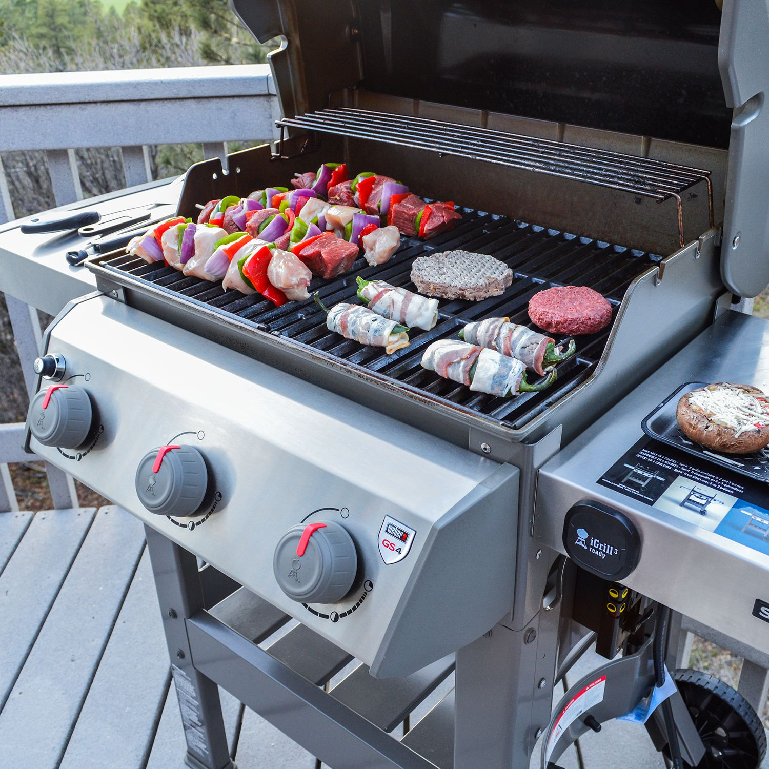 bca7c84ca3d Weber Spirit II E-310 Gas Grill Review: For Novices, Pitmasters Alike