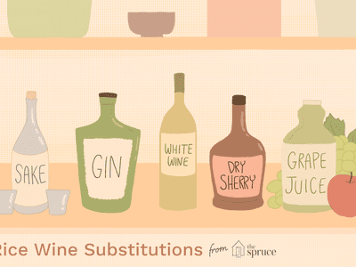 Use These Substitutes For White Wine In Your Cooking