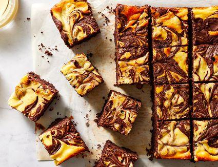 Cream Cheese Brownies