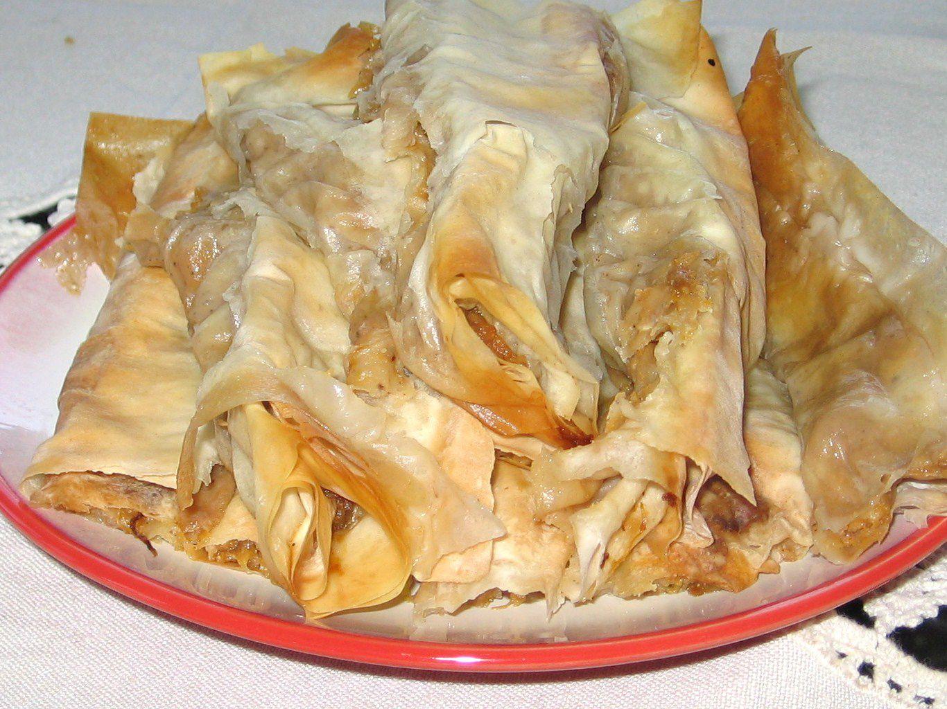 bulgarian dessert recipes in english Bulgarian Desserts - Recipes and Descriptions