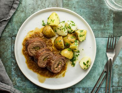 Germade beef roulade recipe