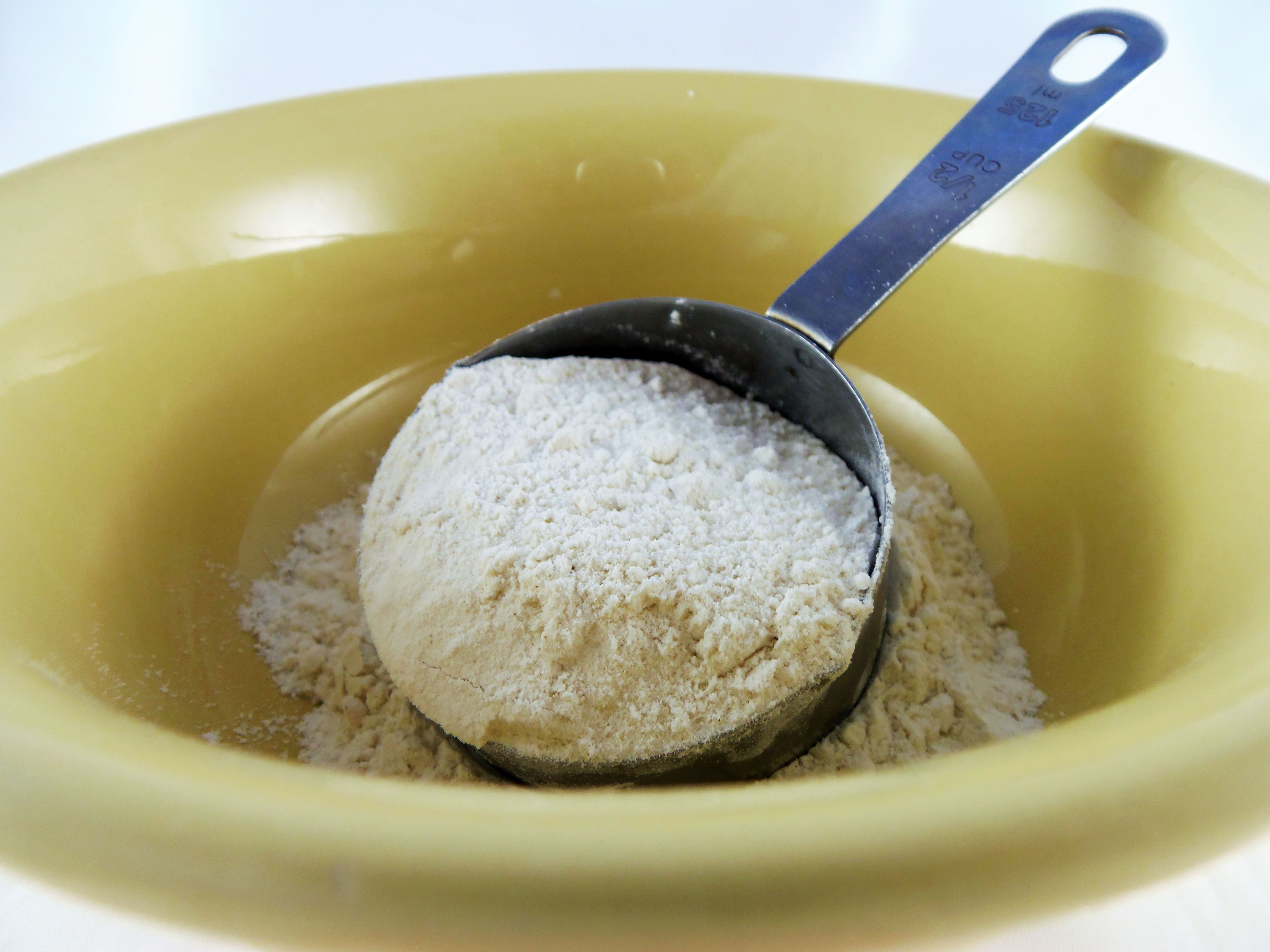 Simple Recipe for Cake Flour Substitute