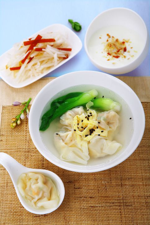 Pork and Shrimp Wonton Recipe