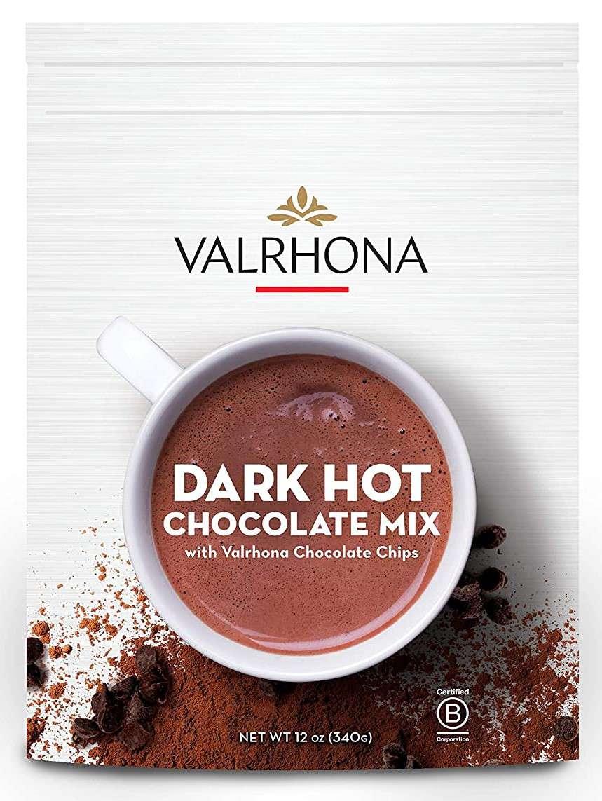 Valrhona Dark Hot Chocolate Mix