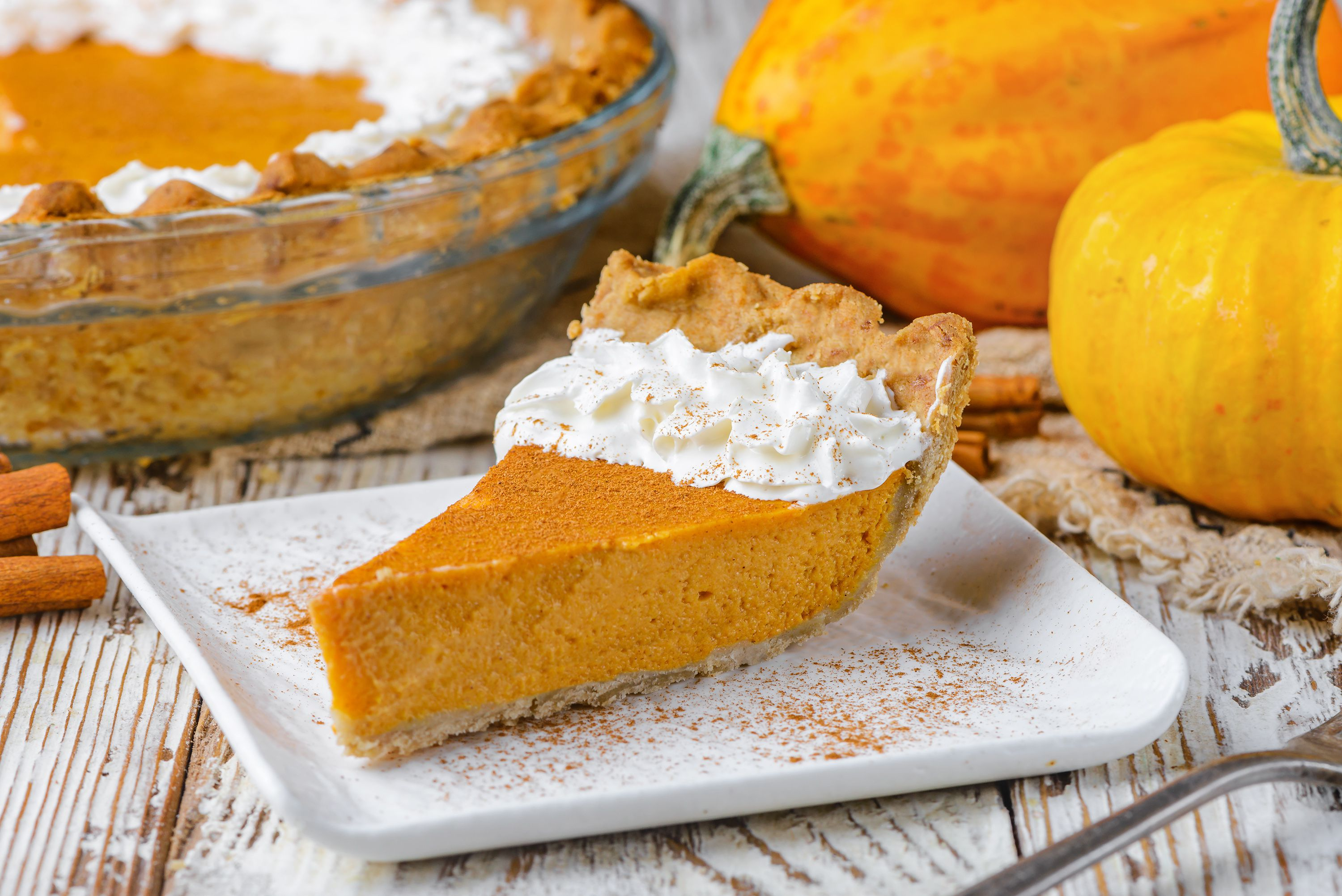 A Completely Gluten-Free Pumpkin Pie—It's Possible and It's Delicious!