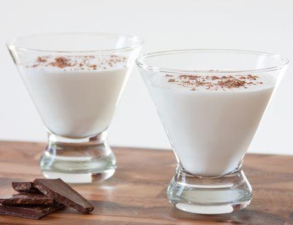 White Chocolatini Cocktail