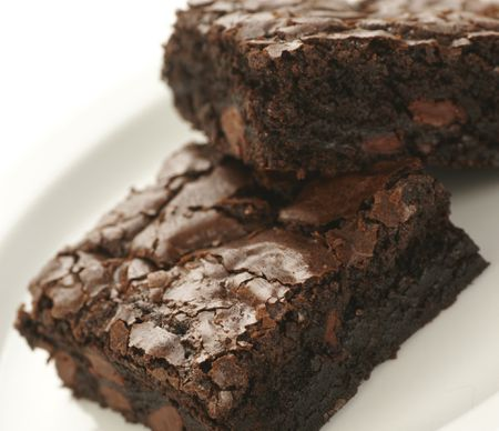Vegan Chocolate Chip Brownies Recipe
