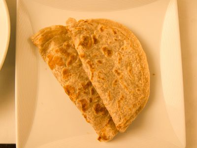 How to Make Parathas (Pan-Fried Indian Flatbread)