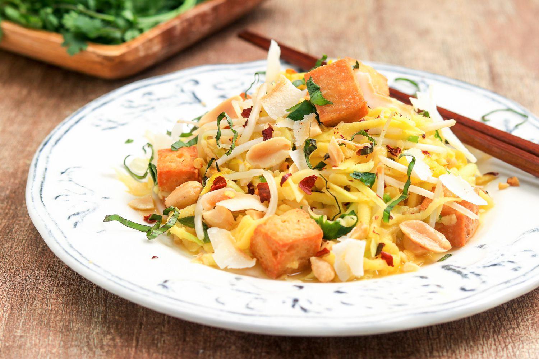 Thai green mango salad recipe forumfinder Image collections
