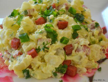 Hawaiian potato salad