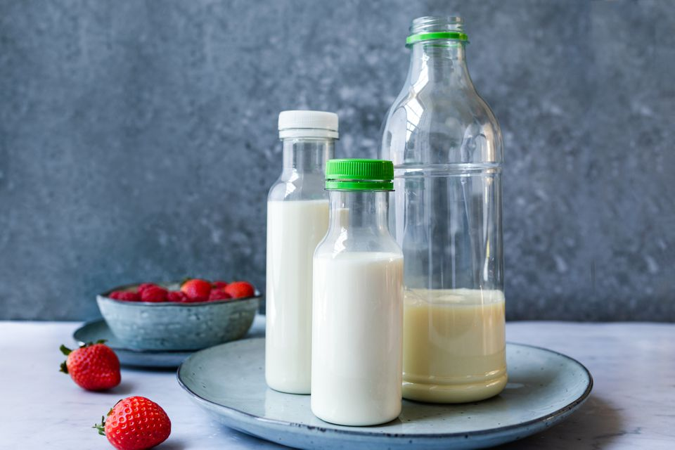 How to save money by freezing milk