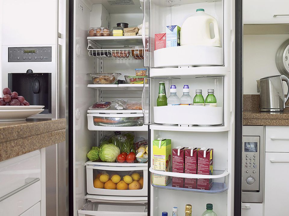 Fridge Staples for a Sugar Free Diet