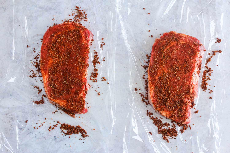 Rub spice mixture