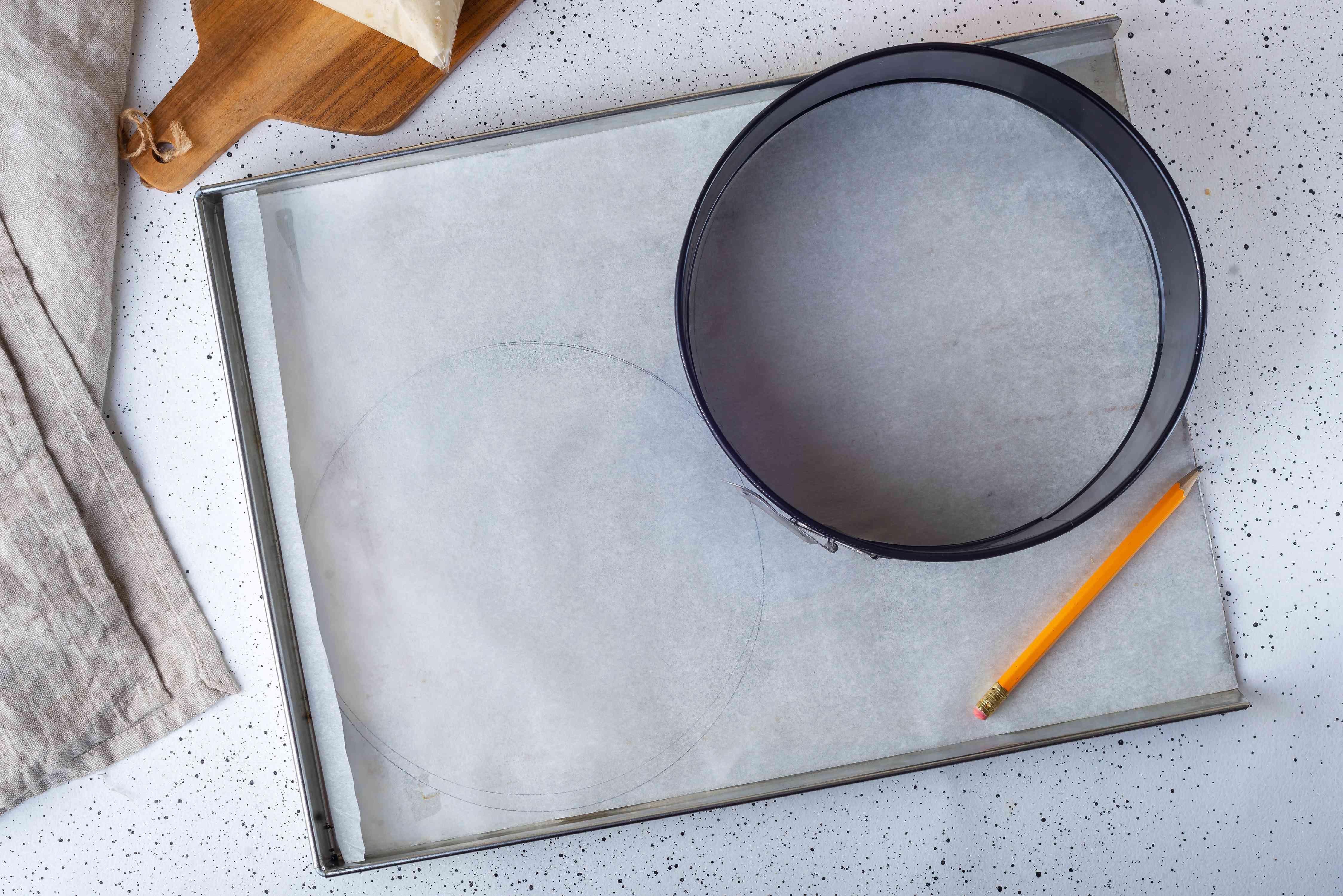 Springform pan shape