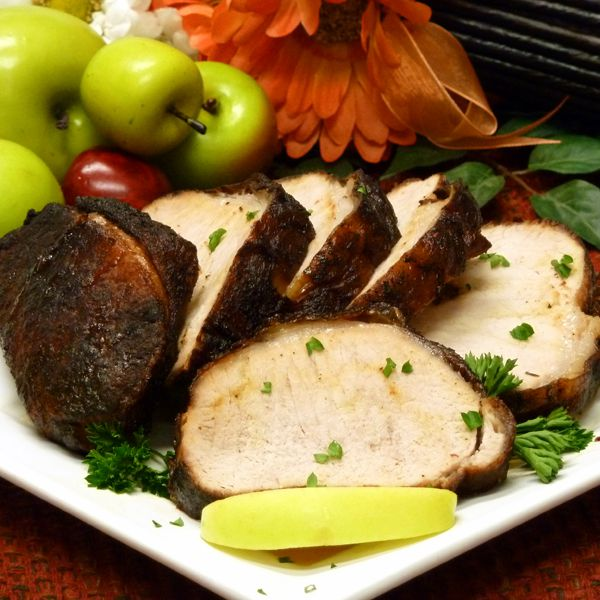 Deep-Fried Pork Loin Roast Recipe