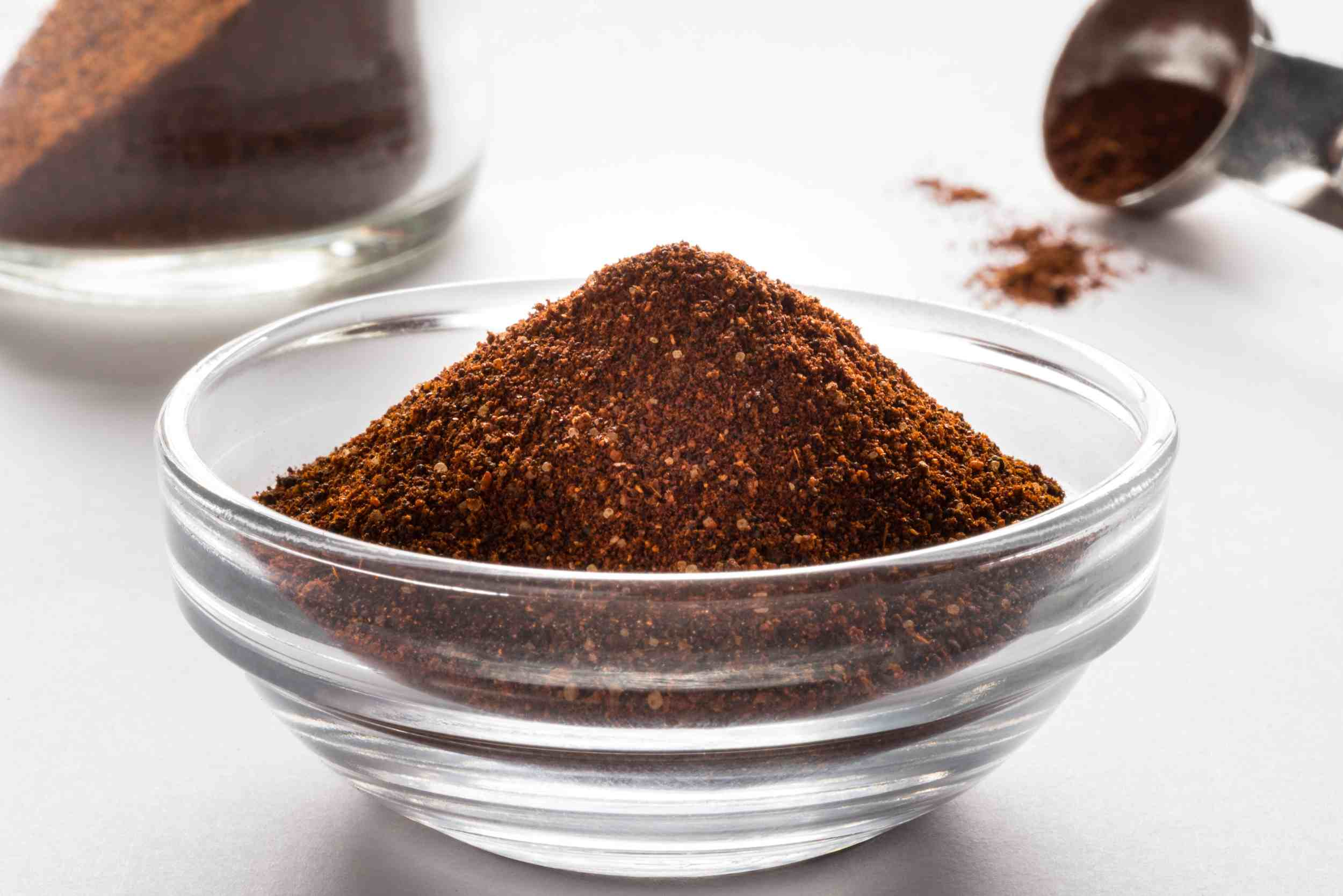 Homemade chili powder seasoning