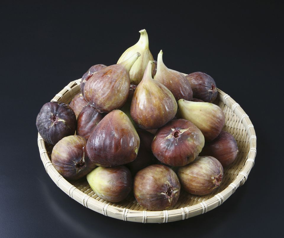 Figs for Brandy Sauce