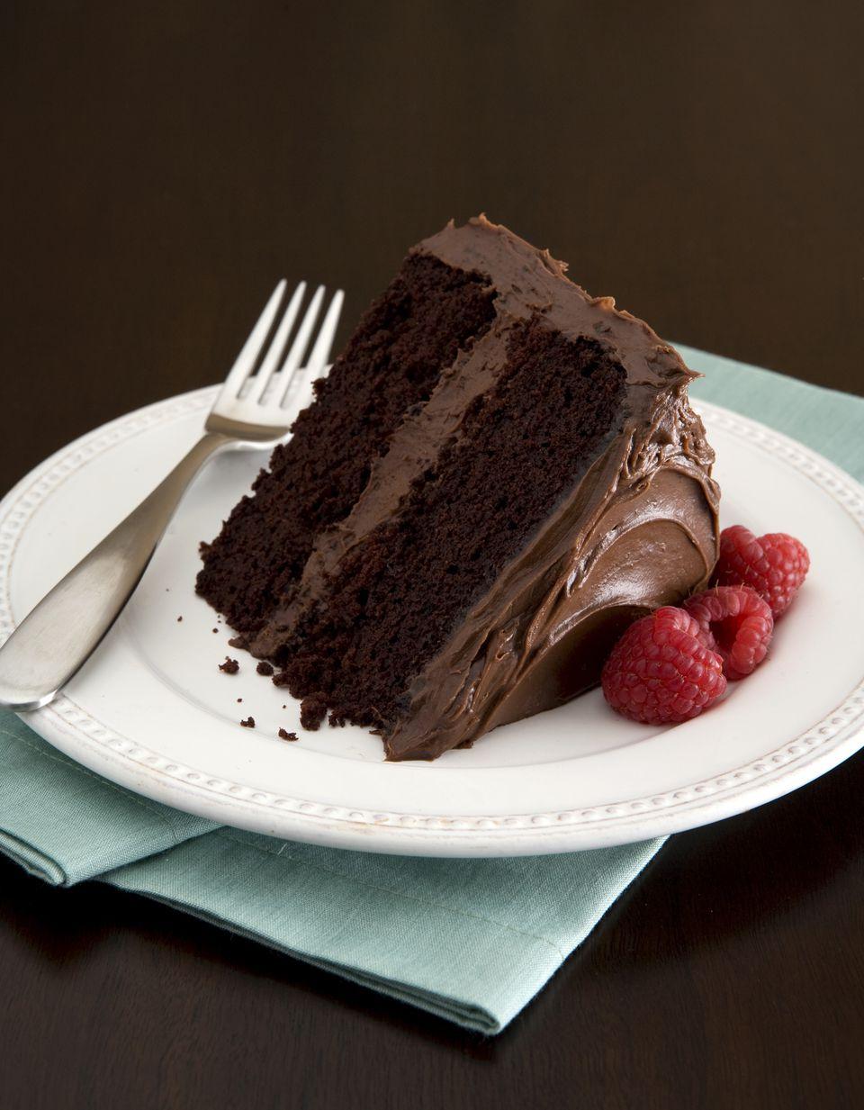 El último pastel de chocolate Pareve
