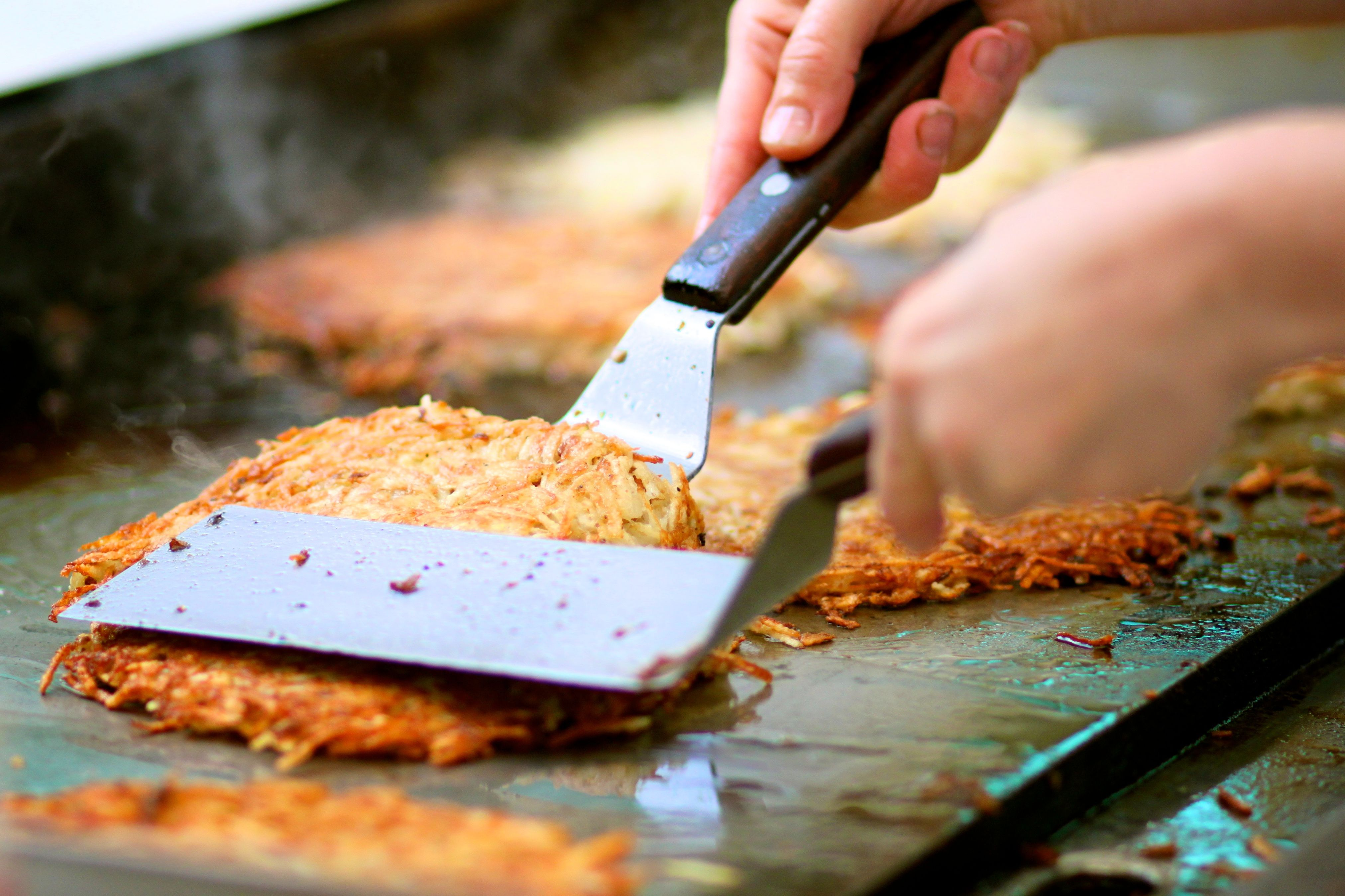 Griddle Cooking Basics on the Grill