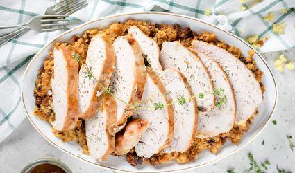 crockpot maple glazed turkey breast