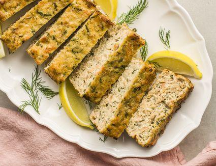 Basic salmon loaf recipe