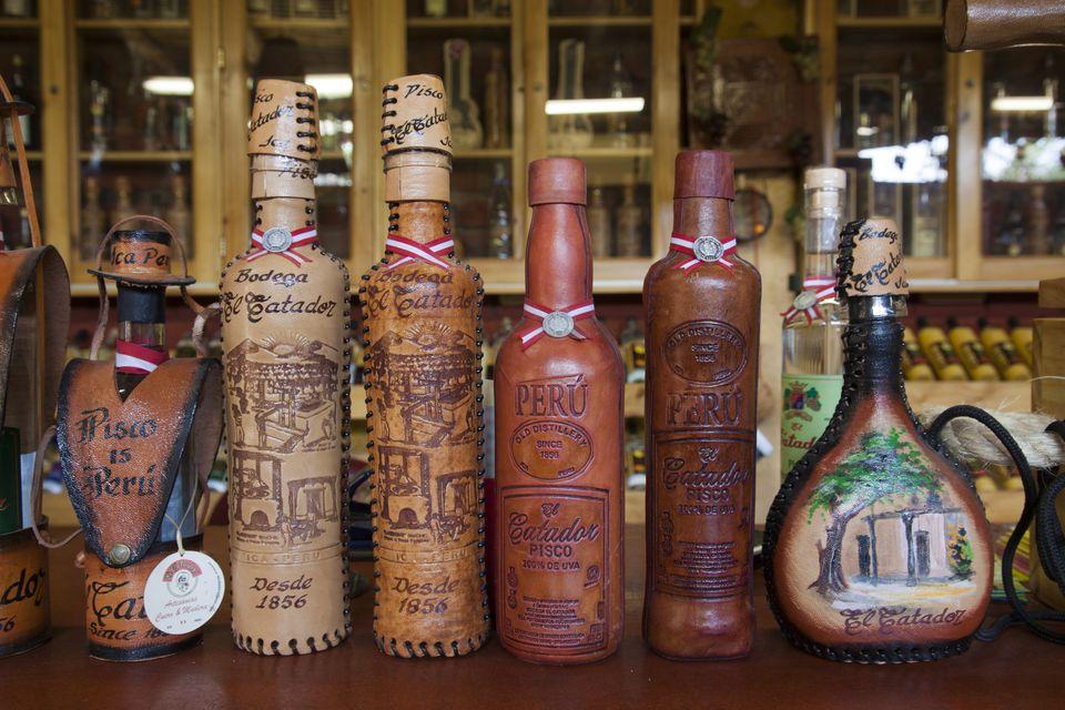 El Calador Bodega winery