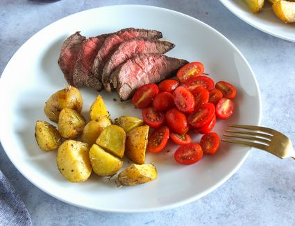 Simple marinated steak recipe