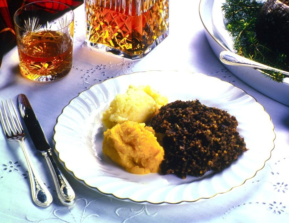 Haggis, Tatties and Neeps Recipe