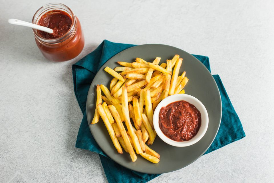 Salsa de tomate fácil de tomate